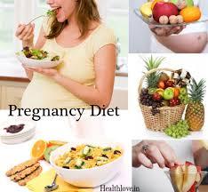 Pregnancy Diet Best Healthy Pregnancy Diet Plan Chart