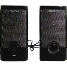 Компьютерные <b>колонки SVEN 318 Black</b> — купить, цена и ...
