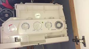 How To Relight Pilot Light On Vokera Boiler Vokera Compact Intermitant Fault Red Light Combi Boiler Repair Heating Repair No Hot Water