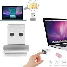 Pembaca Sidik Jari USB ID Pintar untuk Windows 10 32/64 Bit dengan Kata  Sandi Bebas Login/Kunci Masuk/Buka Kunci PC & Laptop|Kunci