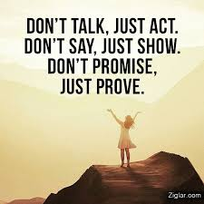 Dont Promise Just Prove Pictures Photos And Images For Facebook Fascinating Promise Quotes