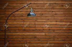 How To Hang Rope Lights On Brick Hanging Lamp And The Old Wall Stock Photo Picture And
