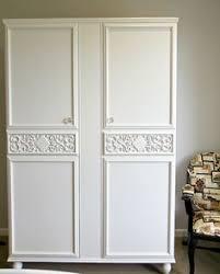 white wardrobe makeover bedroom furniture makeover