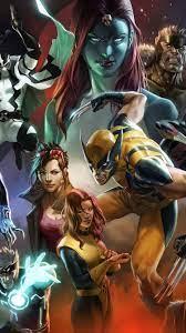 X-Men comics 750x1334 iPhone 8/7/6/6S ...