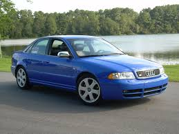 Top Speed Audi A4 S4 2.7T Quattro - [1997] Max Speed, Information ...