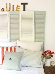 Headboard Alternative Ideas Diy Headboards 53 Original Ideas For Easy Style Diy Network