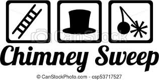 Chimney Sweeper Chimney Sweeper Equipment With Job Title