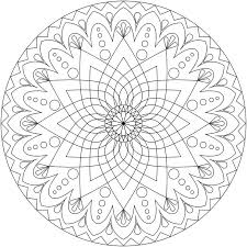 Small Picture 363 best Coloring pages mandelas zentangles images on Pinterest