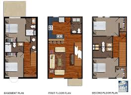 color floor plans with dimensions. Delighful Floor Color Floor Plan Throughout Color Floor Plans With Dimensions