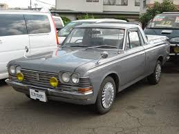 Avengers in Time: 1967, Cars: Toyota Crown (S50)
