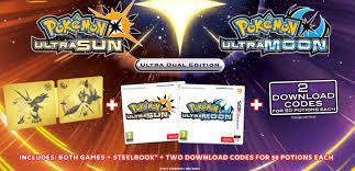 Kaufe Pokemon Ultra Sun & Ultra Moon: Ultra Dual Edition