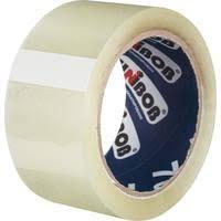 <b>Клейкая лента</b> упаковочная <b>Unibob</b> прозрачная 50 мм x 66 м ...