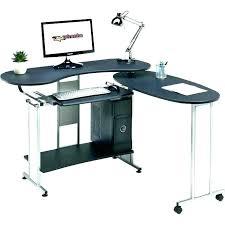 corner desk office depot. Corner Glass Computer Desk Desks At Office Depot  L .