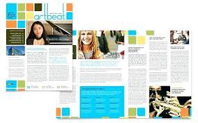Free Word Newsletter Templates For Teachers School Publisher
