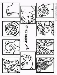 Looking for christmas coloring pages? Zoo Animal Coloring Pages Printable Coloring Home