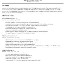 Cashier Resume Examples Best Of Grocery Store Cashier Resume Sample Wonderful For Job With No