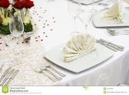 elegant table settings. Elegant Wedding Table Setting Settings