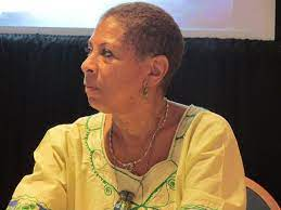 """Akua Duku Anokye listens to her fellow presenters in the Saturday afternoon  panel, """"African Americans in Arizona and Nev…   African american, Oral  history, American"""