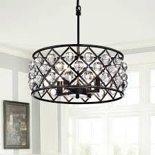 crystal drum chandelier 4 light crystal drum chandelier ceiling fixture oil rubbed bronze oil rubbed bronze crystal drum chandelier