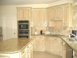 pickled oak cabinets. Interesting Pickled Pickled Oak Cabinets With Granite Tops  Undermount Stainless Sink And  Black Appliances To Pickled Oak Cabinets