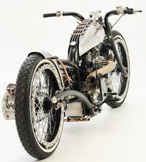custom vintage racer as homage to a father at cyril huze post