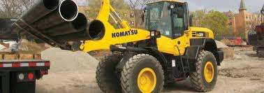 komatsu equipment co construction utility mining equipment rentals
