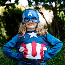 Kids Need Superheroes Now More Than Ever - The New York Times