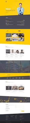 Ricardo Corporate One Page Template