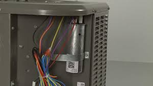 lennox air conditioner condensing unit run capacitor 12788 youtube Lennox Ac Wiring Diagram lennox air conditioner condensing unit run capacitor 12788 lennox oil furnace with ac wiring diagram