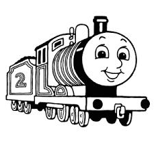 Leuk Voor Kids Thomas De Stoom Locomotief Kleurplaten