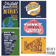 Quote Posters Magnificent Set Of 48 Gary Hogg Quote Posters Gary Hogg Author Of Children's