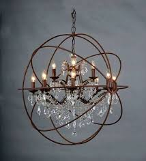 cool crystal chandeliers whole orb chandelier with crystals intended for contemporary property crystal orb chandelier decor