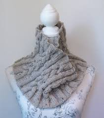 Free Knitting Patterns For Neck Warmers Interesting Decorating Ideas
