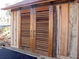 Exterior Glass Louver Door Exterior Glass Louver Door Suppliers Aluminum Louvered Exterior Doors