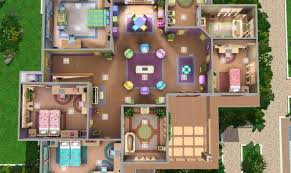 sims floor plans ideas home deco home