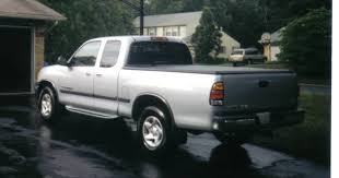 COAL: 2000 Toyota Tundra SR5 – Where Did That Come From?
