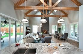 open kitchen living room floor plan. Open Floor Kitchen Living Room Plans Plan 9 Dining