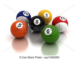pool game balls. Contemporary Balls Pool Game Balls  Csp11483050 And Can Stock Photo
