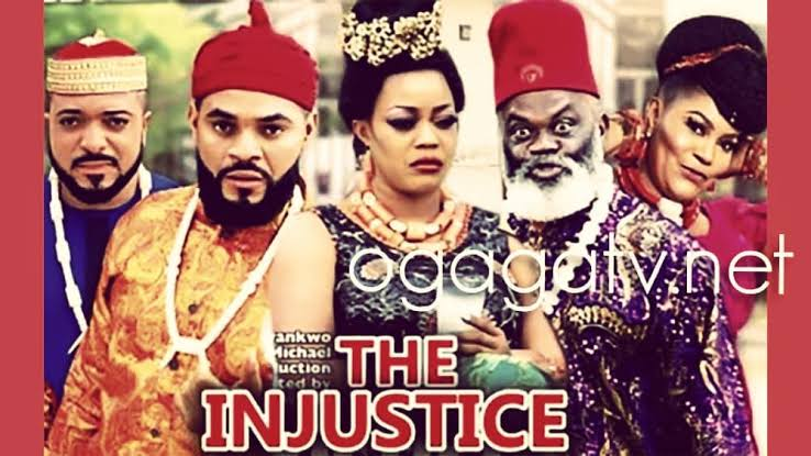 Movie: The Injustice (2020) (Parts 1 - 6)