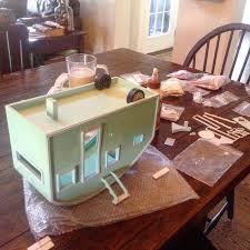how to build miniature furniture. Diy Miniature Tiny Trailer Dollhouse, Crafts How To Build Furniture