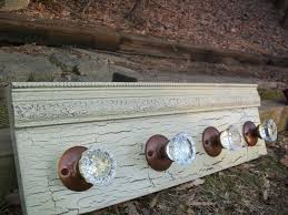 Old Door Knob Coat Rack coat rack idea but for necklacespretty sure I saw these at hobby 59
