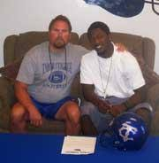 Dewayne Buggs Signs to Play Football at Tabor College   Tabor ...