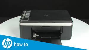 Hp Printer Light Keeps Blinking Replacing A Cartridge Hp Deskjet F4180 All In One Printer