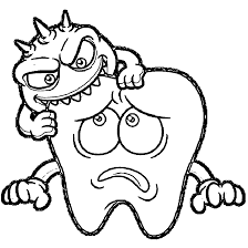 Small Picture Tooth Coloring Pages coloringsuitecom