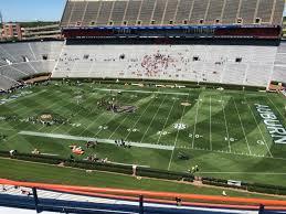Auburn University Stadium Seating Chart Jordan Hare Stadium Interactive Seating Chart