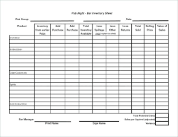 Free Inventory Sheets To Print Firearms Inventory Spreadsheet Lovely Sign In Sheet Template