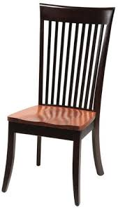turk furniture 42 high slat back chair