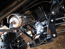 2018 honda utv.  honda 2018 honda pioneer 700 engine  transmission drivetrain exhaust muffler on honda utv
