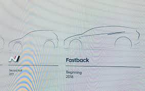 2018 hyundai fastback. delighful hyundai rather than a threedoor coupe in the mould of outgoing renault sport  megane i30 fastback will be mercedes clastyle hatch with sloping rear  intended 2018 hyundai fastback