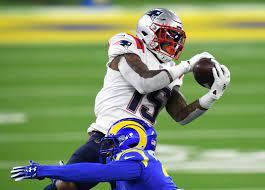 Patriots WR N'Keal Harry ...